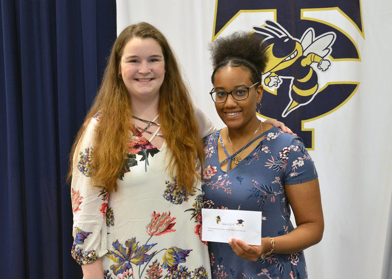 TCCHS holds annual Honors Night
