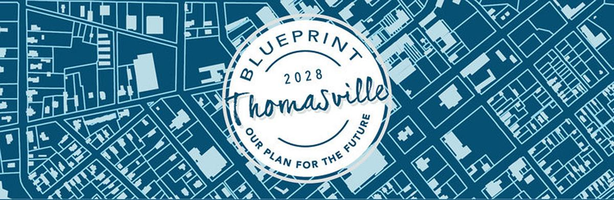 Thomasvilles blueprint ready for city council local news blueprint malvernweather Choice Image