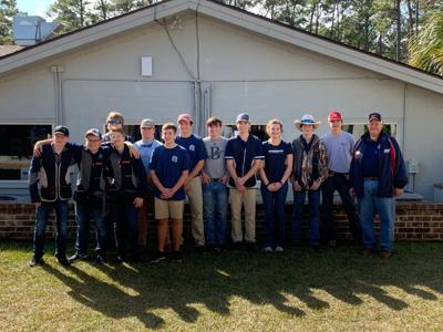 Brookwood shooting team takes seventh at state competition