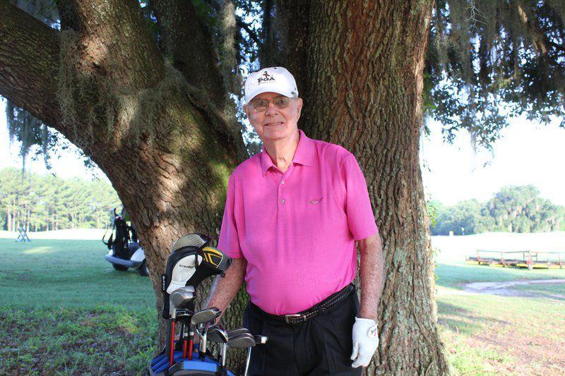 Golfer swings formore holes-in-one