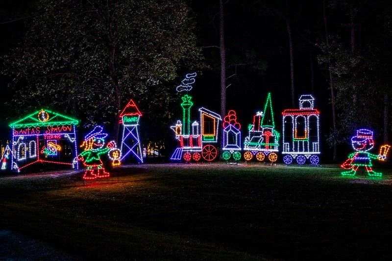 New lights to add to Flowers' annual Christmas display