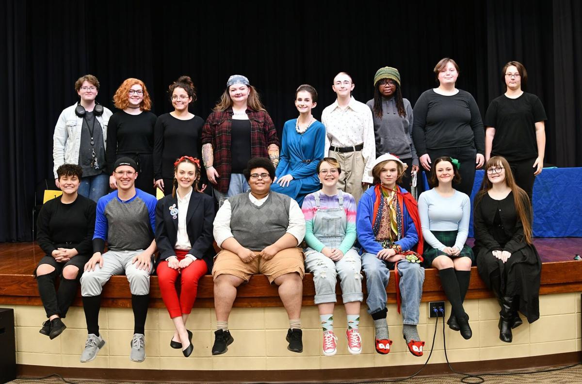 TCCHS Drama program wins first one act region title in 17 seasons