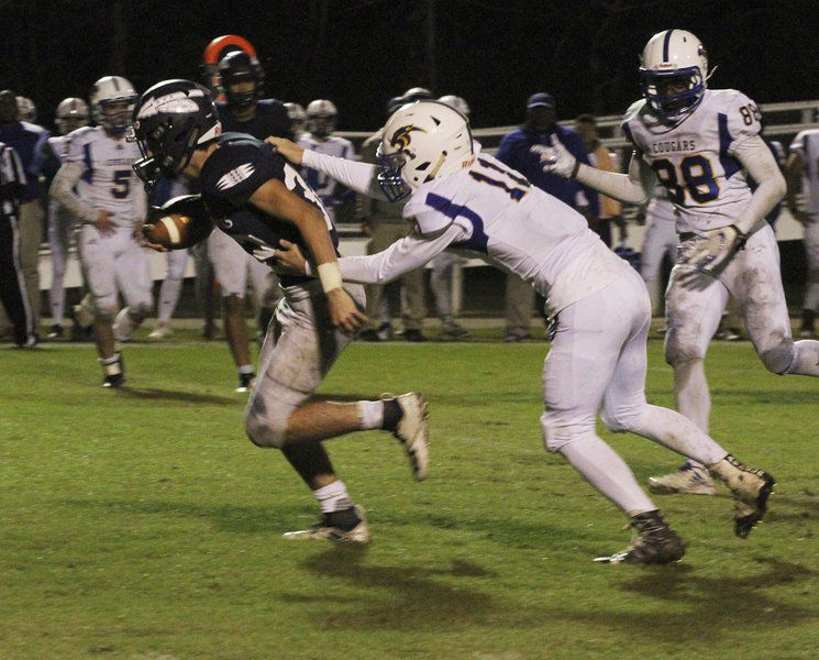 Brookwood pulls away to secure playoff berth