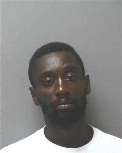 Man arrested after hitting sister, mother