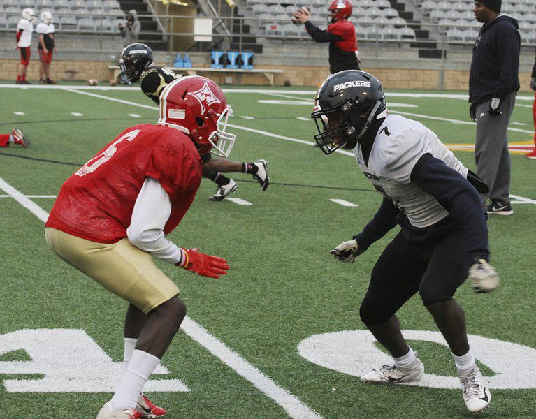 All Stars Get A Chance To Shine At War Of The Border Local Sports