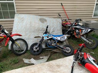 TPD dealing with reports of aggressive motorbike riding