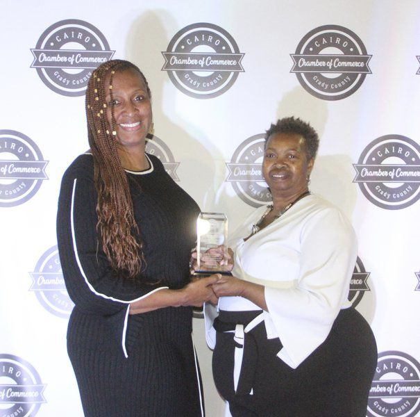 Grady-Cairo Chamber rewards community's best