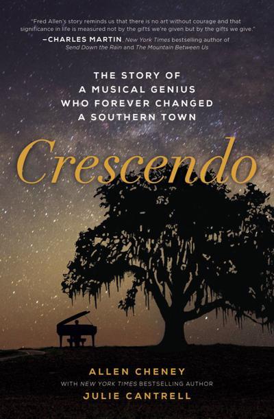 'Crescendo' cover