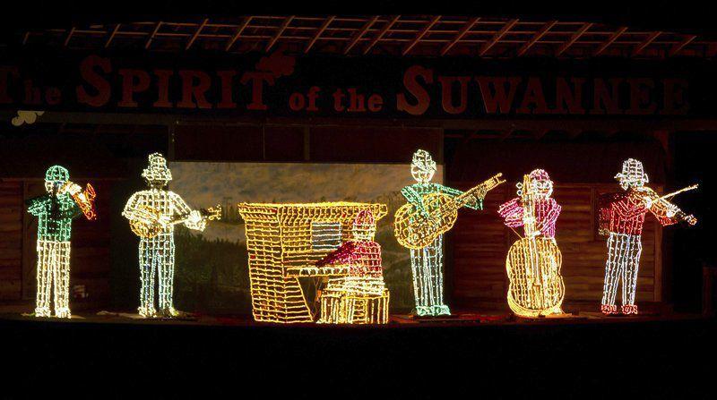 Suwannee Lights' Christmas extravaganza begins Nov. 30