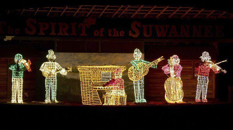 Suwannee Lights Christmas Extravaganza Begins Nov 30 Lifestyles Timesenterprise Com