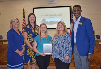 Thomas County School System names BEE Partner of the Year