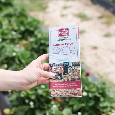 Georgia Farm Passport can help make Georgia your 'stompin' ground'