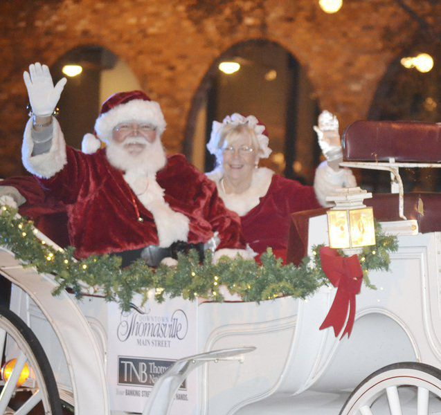 2020 Thomasvulle Georgia Christmas Parade Thomasville rings in the season   Local News   timesenterprise.com