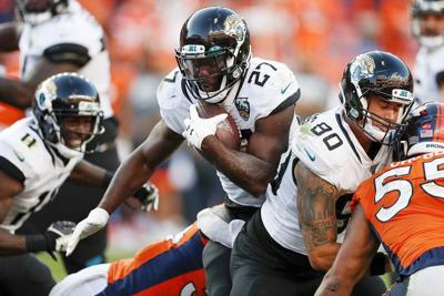 Jaguars find their ground game