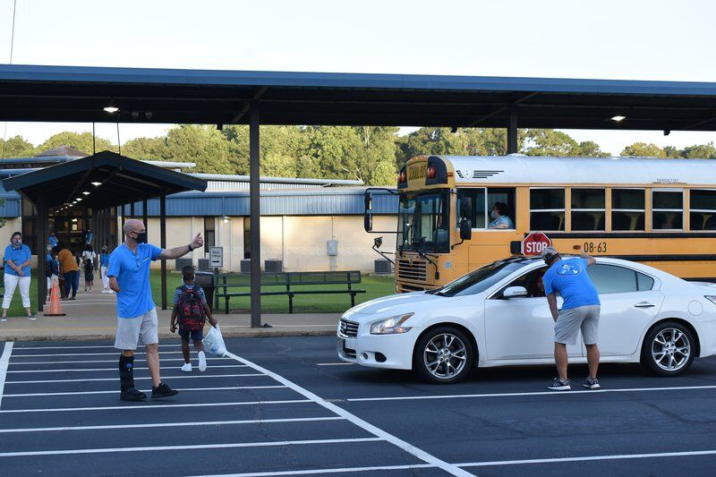 COVID precautions in place as school year begins