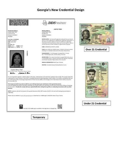 State DDS rolls out new licenses, IDs