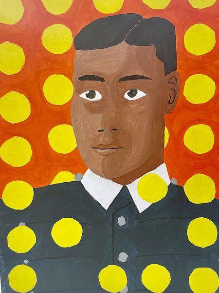 TCCHS art project celebrates local figures, Black History Month