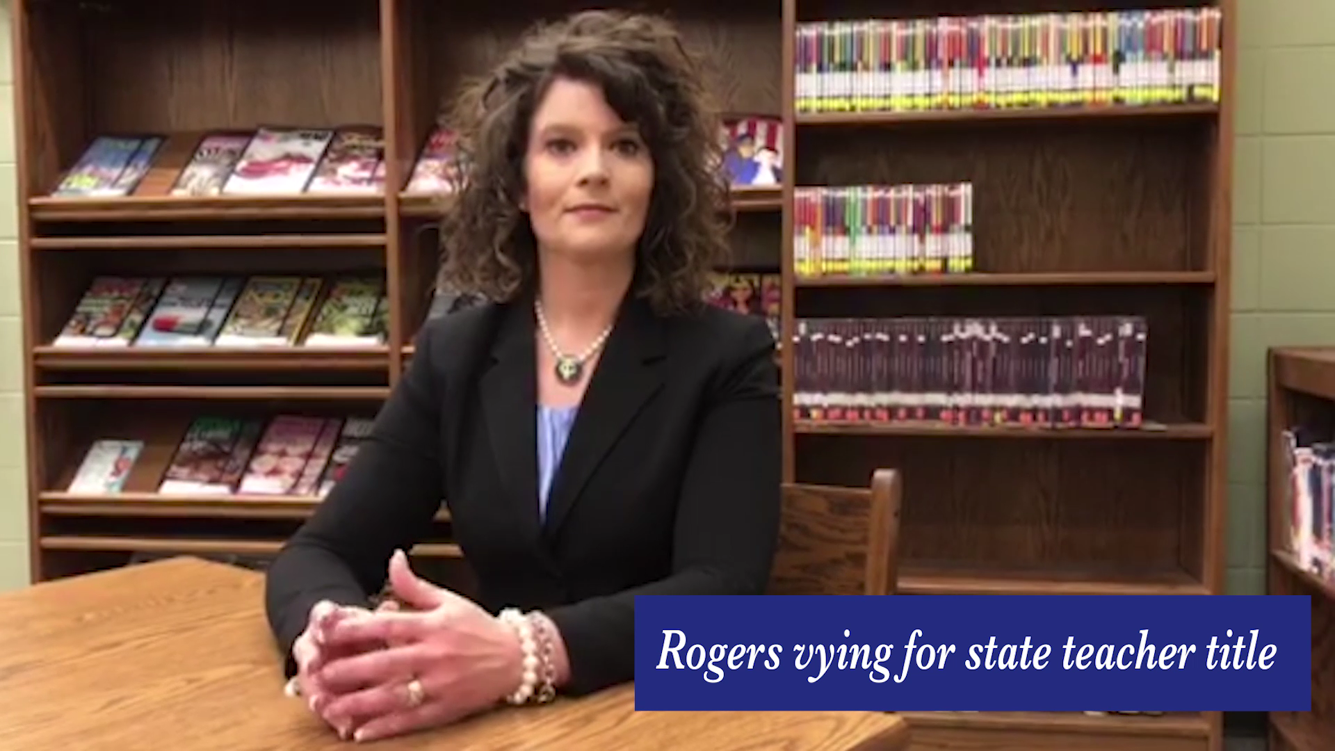Thomas County Teacher of the Year vying for state title