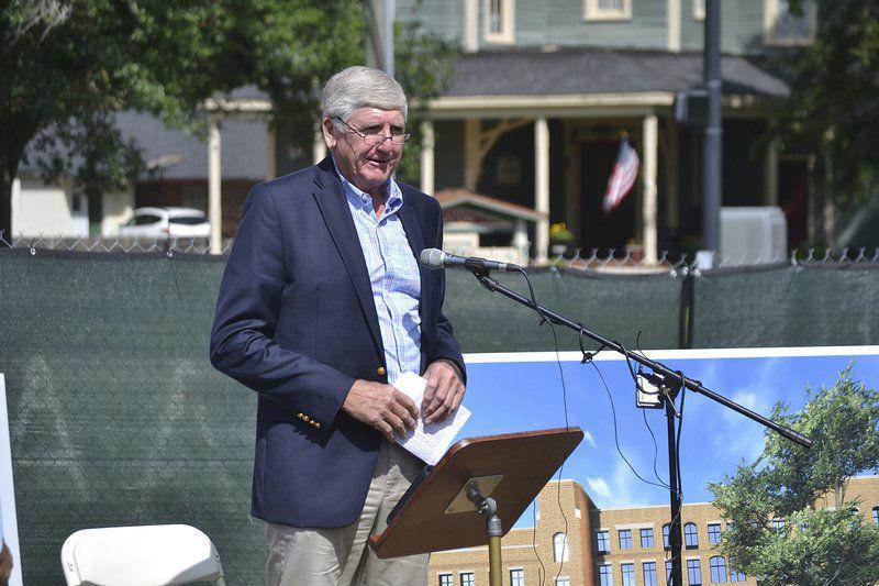 Groundbreaking ceremony propels Marriott project into motion