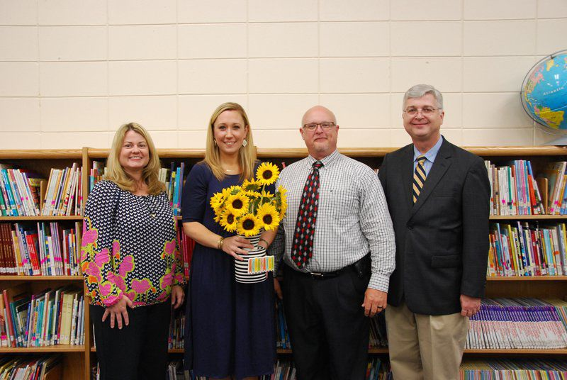 Thomas County School System names Howard Teacher of the Year