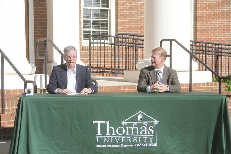 TU, Wiregrass develop new pathways for students