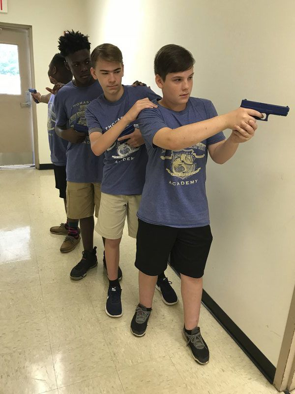 TPD program draws young law enforcement hopefuls | Local