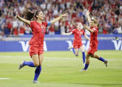 Morgan, Naeher lift U.S. into finale