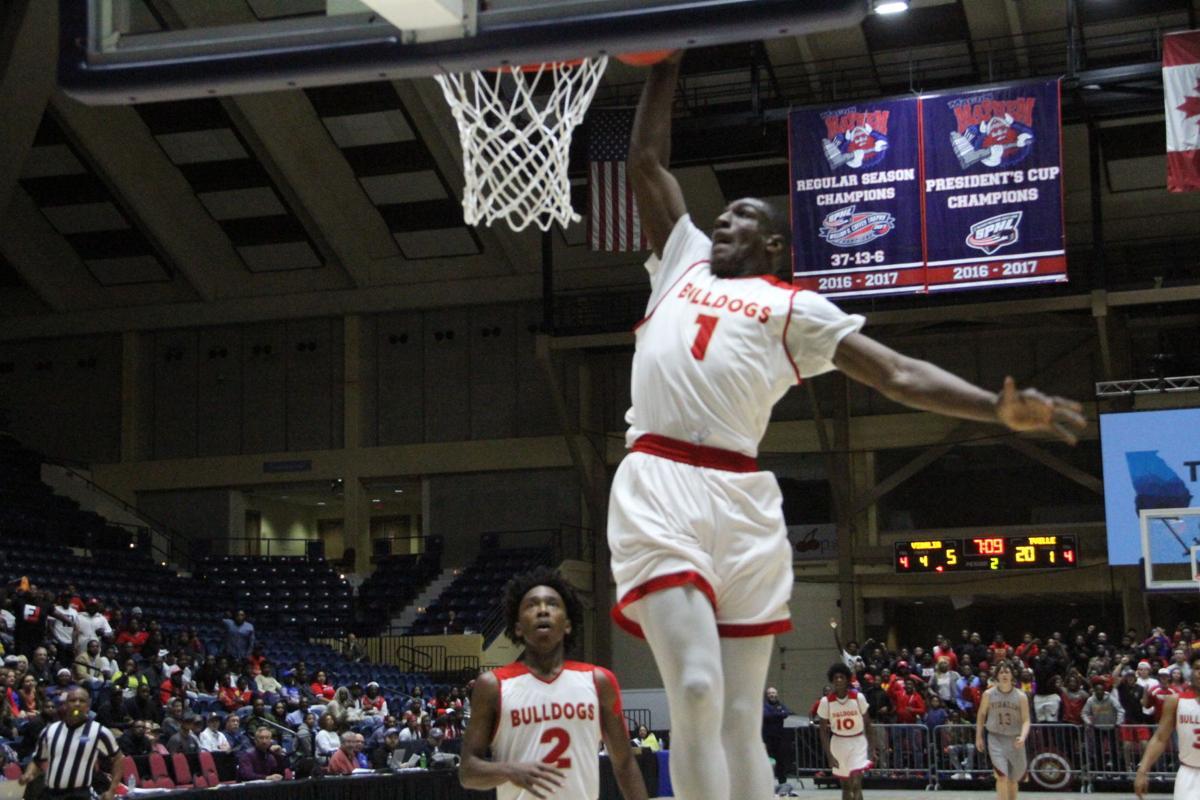 Reggie dunk