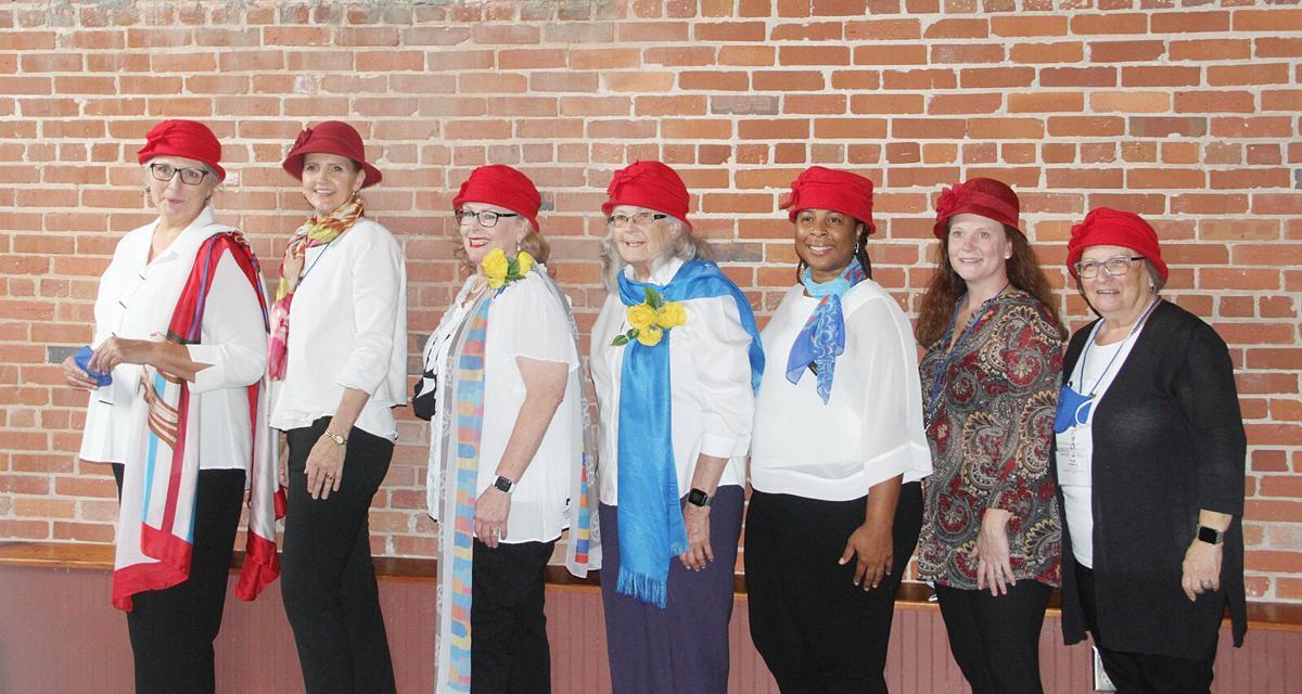 Rotary !00 ladies