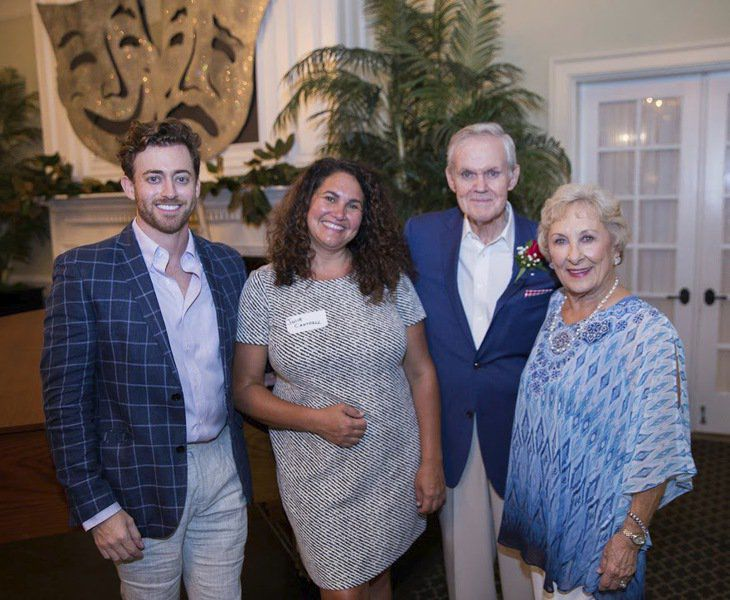 Well-wishers turn out for 'Crescendo' launch