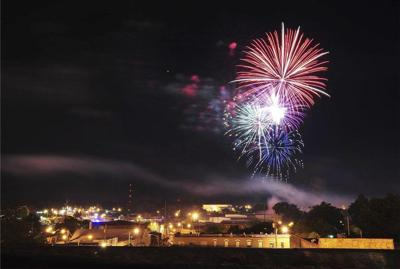 CNS presents Fourth of July at Remington Park