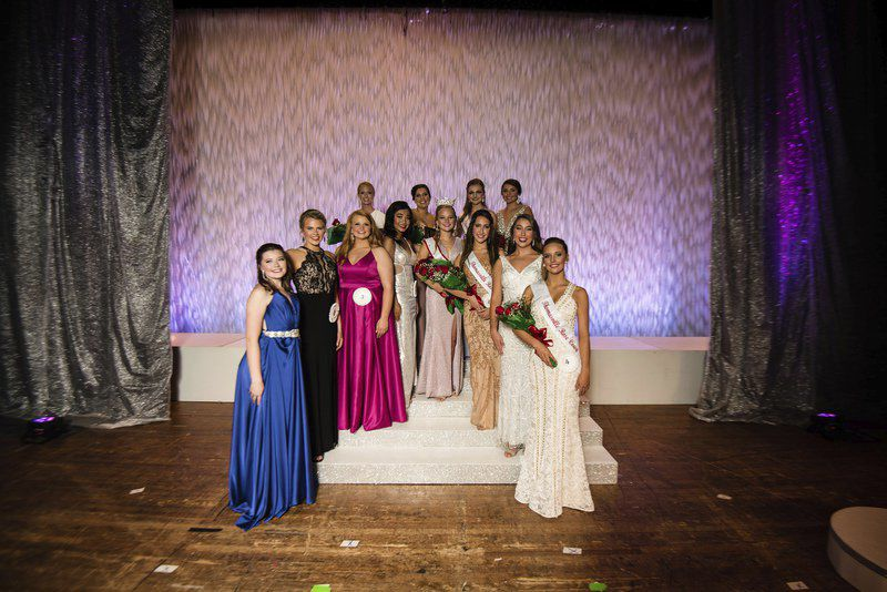 Porter crowned as 2019 Rose Queen
