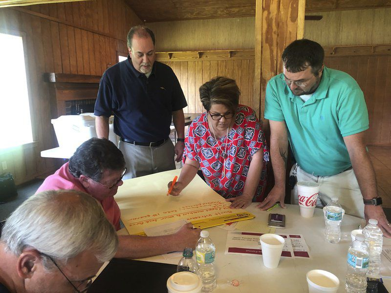 City employees retreat for strategic planning session