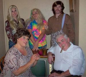 'All in the Family' murder mystery at the Loft