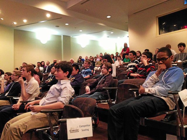 Local students participate in 'You Be the Chemist Challenge' in Collegeville