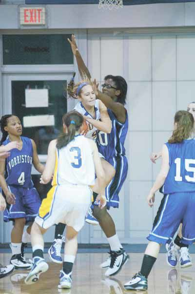 Norristown loses to Mount Saint Joseph; PW takes out PJP II in holiday tournament (slideshow)