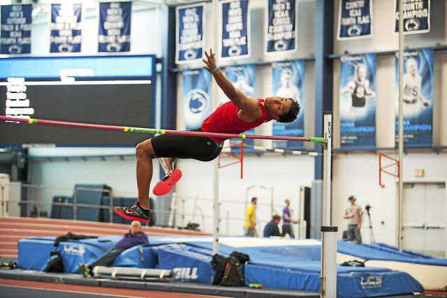 Norristown grad Jalen Ramsey reaching new highs for Shippensburg University track team