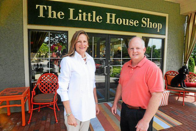 The Little House Shop in Wayne - catering to Main Line tastes for 80 years