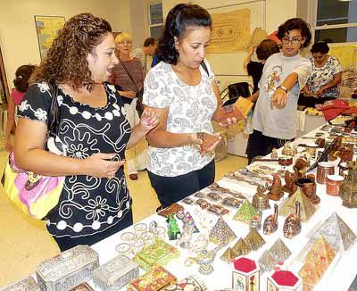St. George Coptic Church holds Egyptian Festival