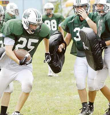 Methacton: Lepre has new charges in attack mode