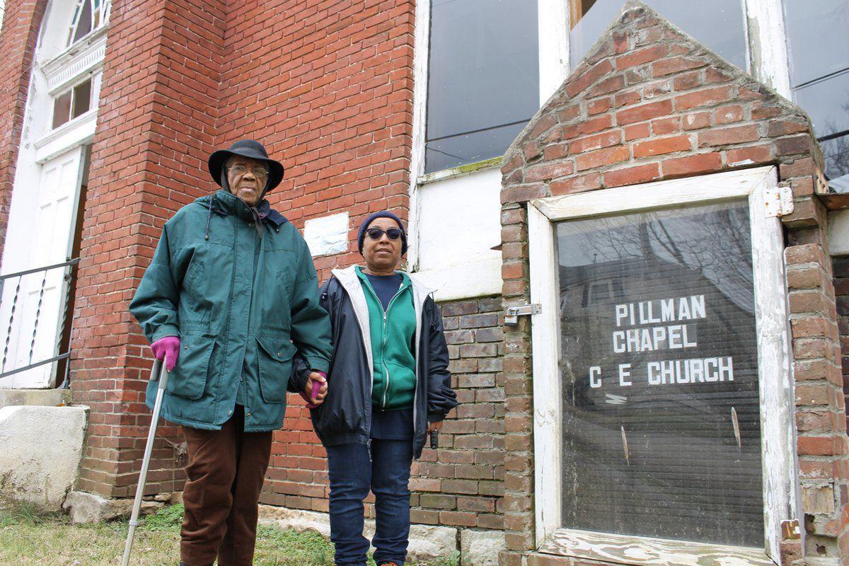 Historic Spillman Chapel razed