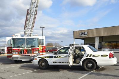 Police, firefighters give back via Shoots and Ladders