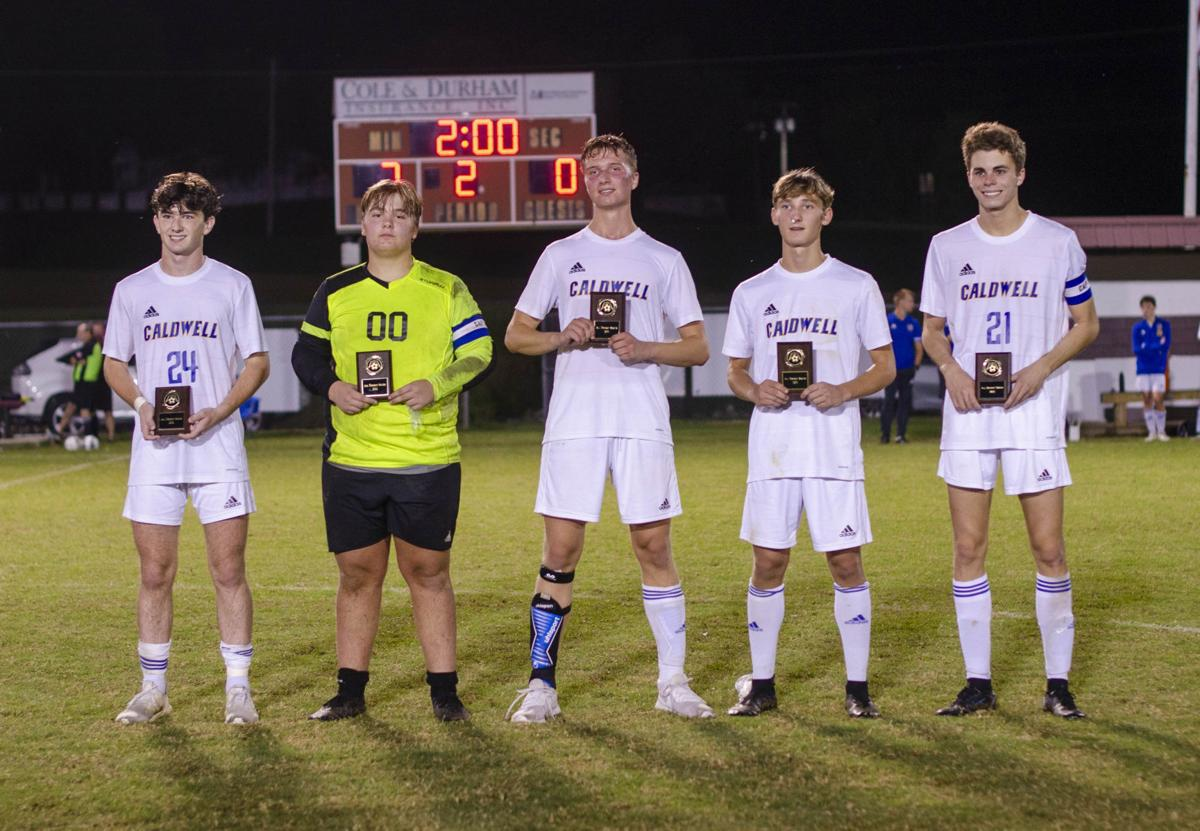 Tigers named to 7th district All District Team