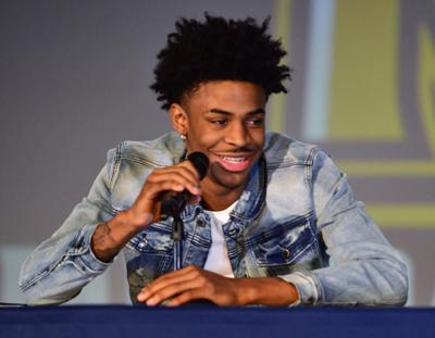 Murray State's Ja Morant declares for NBA Draft