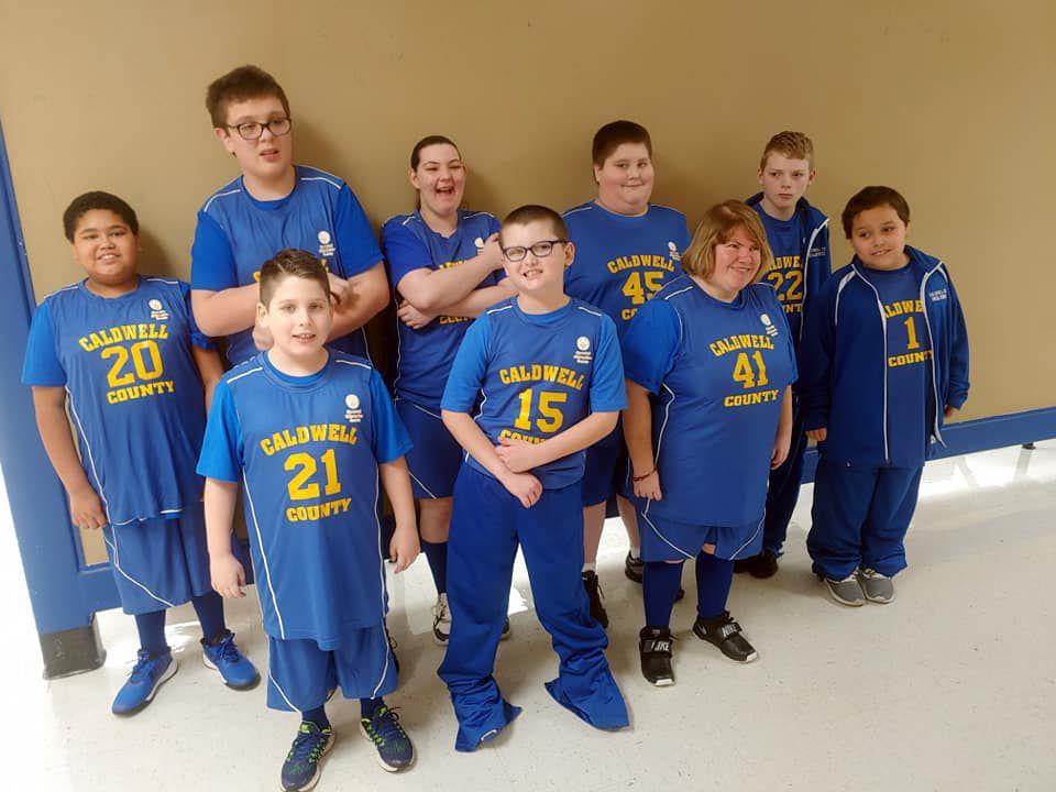 Special Olympics photo 2