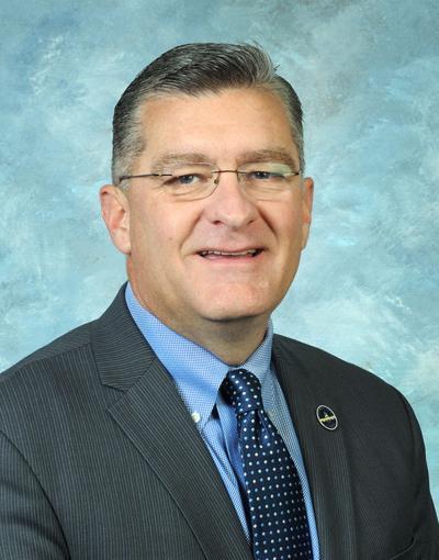 Legislator Portrait Robby Mills