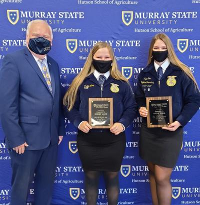 FFA students recognized