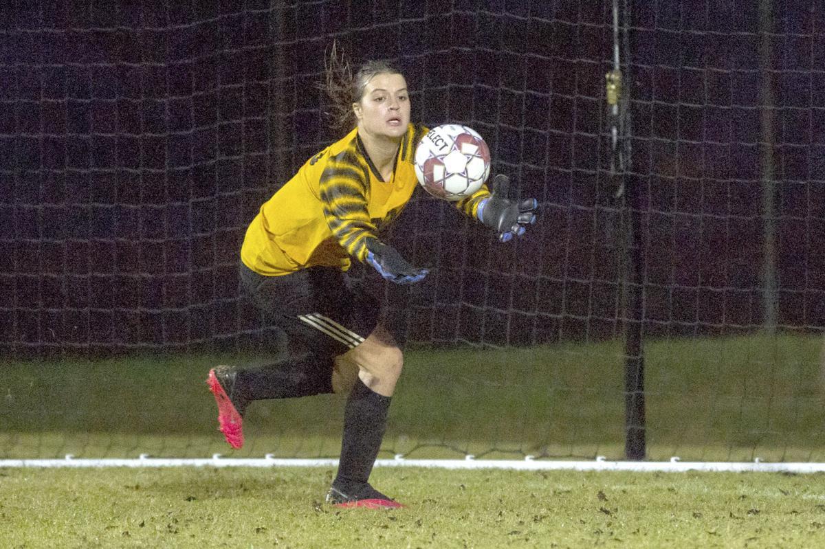 Girls' soccer ends season at regional tournament
