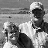John Riley and Vickie Mitchell Fourshee