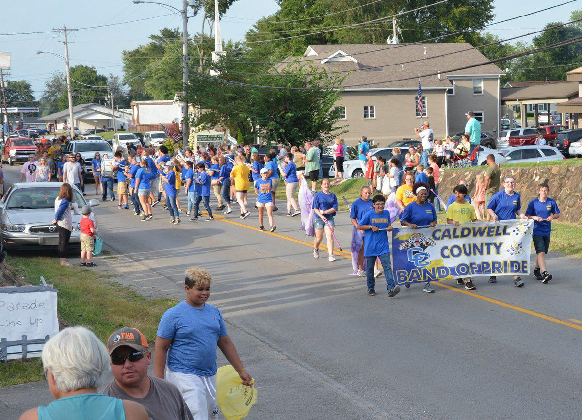 Fredonia holds annual parade